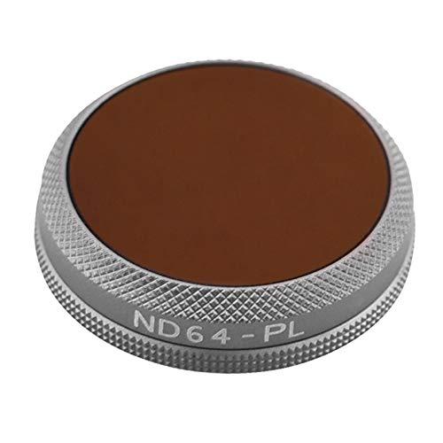 MERIGLARE Filtri per Obiettivo della Fotocamera di qualità per DJI Mavic 2 - Regolabile ND64-PL