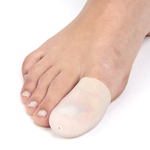 GELx All Gel Toe Cap| Small, Med, Large | Vitamin Enriched Mineral Oil Gel | Cushions, Protects and Moisturises by Gelx