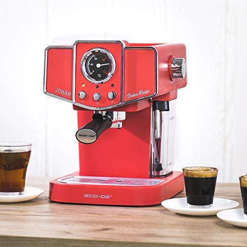 Cafeteira ECODE Espresso...