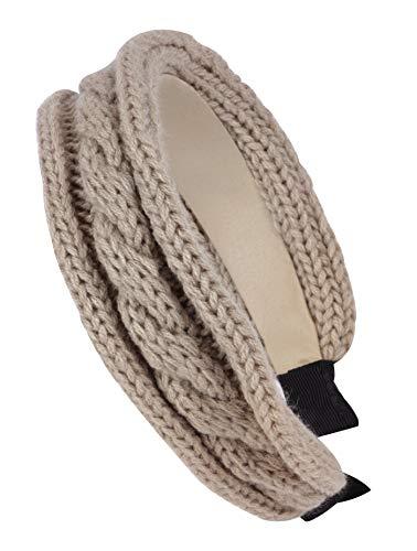 axy HR6 Haarreif Serie 6 Hair Band (Beige)