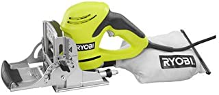 Ryobi ZRJM82GK 6 Amp Biscuit Joiner Kit (Green) (Certified Refurbished)