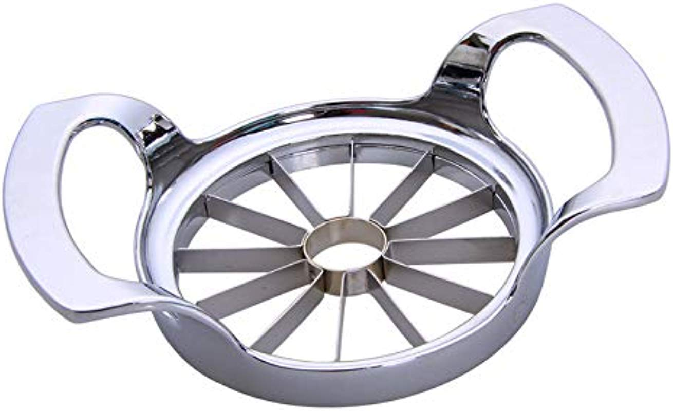 Allphone Apple Cutter 12 Blade Extra Large Apple Corer Stainless Steel Ultra