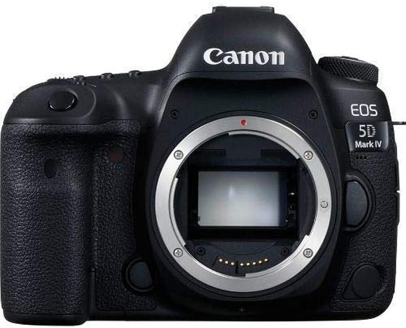 Canon EOS 5D Mark IV Cuerpo de la cámara SLR 304 MP CMOS 6720 x 4480 Pixeles Negro - Cámara Digital (304 MP 6720 x 4480 Pixeles CMOS 4K Ultra HD 800 g Negro)