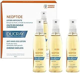 DUCRAY Neoptide Anti Hairloss Treatment Lotion - 3 x 30ml