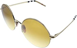 Burberry Sunglass for Women Brown Round BE3101 11452L 54