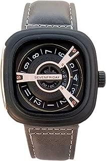 SEVEN FRIDAY CIRCLE01 M Series Analog-Digital Watch