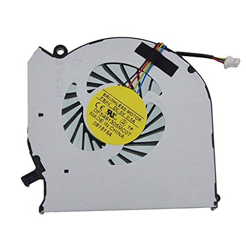 Gobuy New Laptop CPU Cooling Fan for HP Envy dv6-7200 dv6t-7200 cto dv6-7202se dv6-7210us dv6-7211nr dv6-7213nr dv6-7214nr dv6-7215nr dv6-7218nr dv6-7220us dv6-7221nr dv6-7222nr dv6-7223nr