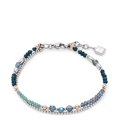 JEWELS BY LEONARDO Damen-Charm-Armbänder Edelstahl 017908