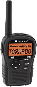 Midland HH54VP Portable Emergency Weather Alert Radio
