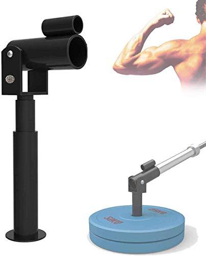 ZPCSAWA Accesorio multiusos de la mina terrestre, placa de la fila de la barra en T, para levantar pesas, culturismo, entrenamiento de pesas