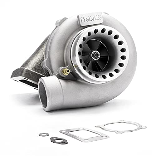 maXpeedingrods New GT35 GT3582 GT3582R Turbo Charger Anti-Surge Compressor AR.70/63 600HP, Universal...