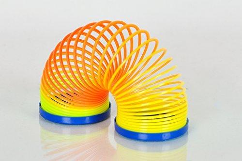 Gravidus Regenbogenspirale Springspirale Treppenläufer