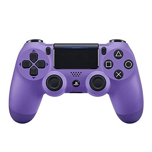 SDSAD Kabelloser Controller für Playstation 4, elektrisch lila