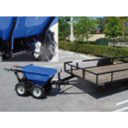 - 750D Zugmaul für muck-truck
