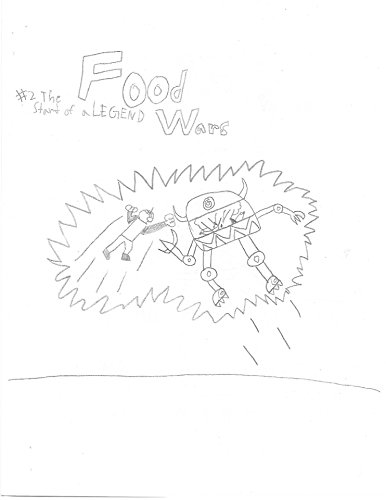 Food Wars #2: Start of a LEGEND: Food Wars #2: Start of a LEGEND (English Edition)