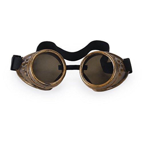 profesional ranking Gleader Cyber Welding Steampunk Goggles Gafas de cosplay elección