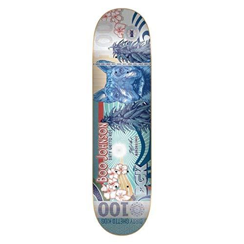Unbekannt DGK Skateboard-Brett/Deck, 20,32 cm