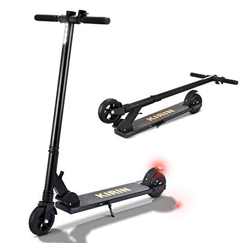 Patinete Eléctrico Scooter Plegable E-Scooter, Velocidad 25km/h, Ruedas 5.5