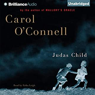 Judas Child audiobook cover art