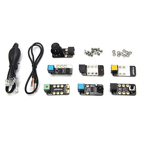 Makeblock Pacchetto Elettronico Aggiuntivo per mBot, Ranger, Ultimate, Starter, Altro Progetto di Robot