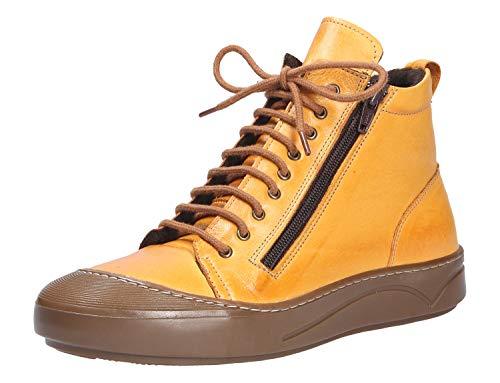 Gemini Damen Stiefeletten 31007-02-320 gelb 717072