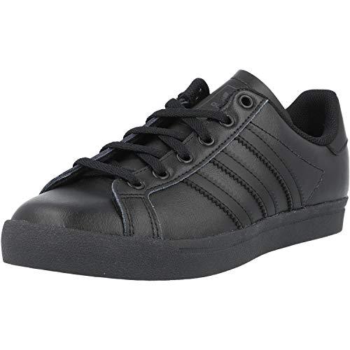 adidas Coast Star J, Zapatillas Mujer, Multicolor (Core Black/Core Black/Grey Six Ee9700), 38 EU