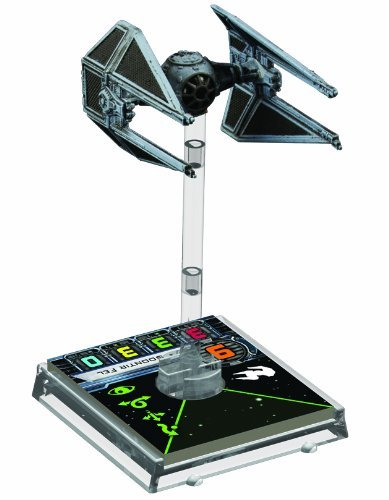 Star Wars X-Wing Miniatures Game Expansion: TIE Interceptor - First Edition (First Edition)