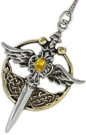 St Michael Relic - para caballerías y Honor - Lost Treasures of Albion Colgante / Collar Colección