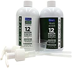 SmartMouth ACF Mouthwash Mint (Advance Clinical Formula), 32 Ounce