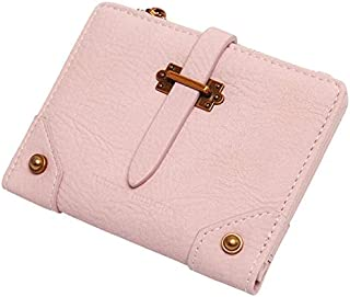 Latest Wallet Female Leather Women Wallets Rivet Long Coin Purses Hot Portable Change Card id Holder for Girls Carteira Sac