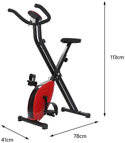 RUN Bicicleta estática, magnético X-Type de Bicicletas, con una frecuencia Cardiaca, Profesional de Bicicletas Trainer, Booster, el Equipo de Ciclo