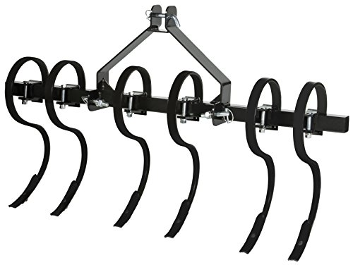 MotoAlliance Impact Implements CAT-0 Cultivator, 52 inch Width