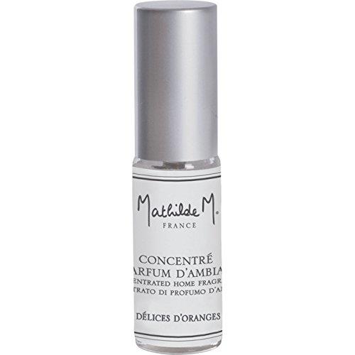 Vaporisateur parfum d'ambiance 5ml MATHILDE M. - Délices d'orange