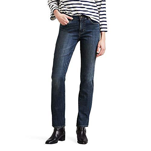 Levi's Women's Classic Straight Jeans, Seattle Blues, 30 (US 10) R