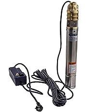 """MGGRP 3"""" 230V 750W max. 2400 l/h 6 bar dieptebronpomp buispomp fontepomp dompelpomp"""