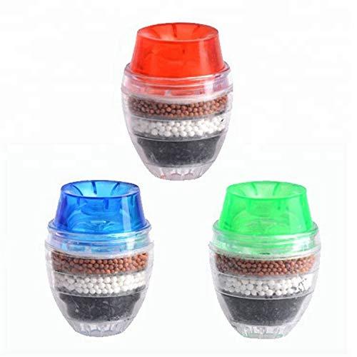 Benrise Wasserfilter für Wasserhähne, 3 Packungen