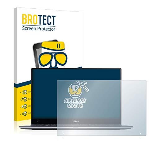 BROTECT Entspiegelungs-Panzerglasfolie kompatibel mit Dell XPS 13 9360 QHD Touch - Anti-Reflex Panzerglas Schutz-Folie Matt