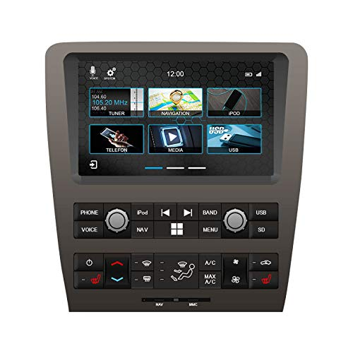 DYNAVIN N7-MST Autoradio Navigationsgerät für Ford Mustang