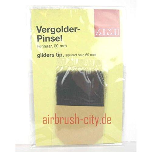 NEU Vergolderpinsel Fehhaar-Mix 18 Gr 1 Stück