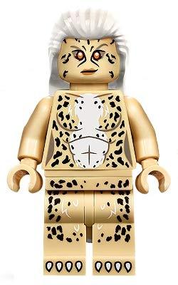LEGO Super Heroes Cheetah (Dr Barbara Minerva) Minifigura desde 76157 (Embolsado)