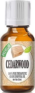 Cedarwood Essential Oil - 100% Pure Therapeutic Grade Cedarwood Oil - 30ml