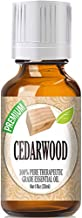Cedarwood Essential Oil - 100% Pure Therapeutic Grade Cedarwood Oil - 30ml
