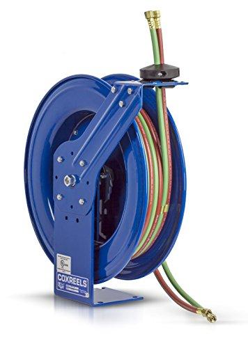 Coxreels Industrial Welding Reel with Oxygen-Acetylene Dual Hose, Model# SHW-N-150, 1/4