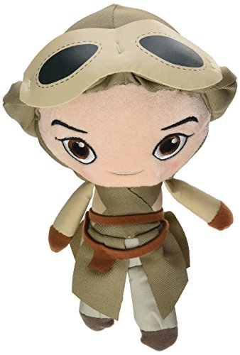 Funko - Peluche Star Wars Episode 7 - Rey Plushies 18cm - 0889698111003