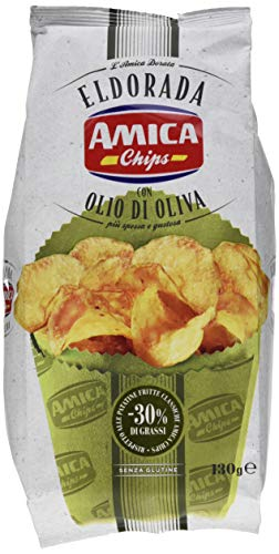 Amica Eldorada Olivenöl, 15er Pack (15 x 130 g)