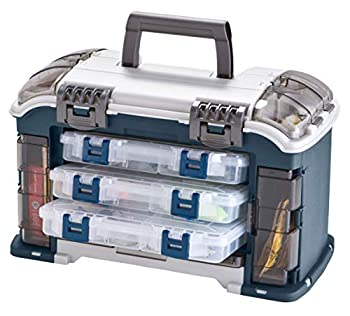 Plano Angled Tackle System with Three 3560 Stowaway Boxes Fishing Tackle Storage Premium Tackle Storage