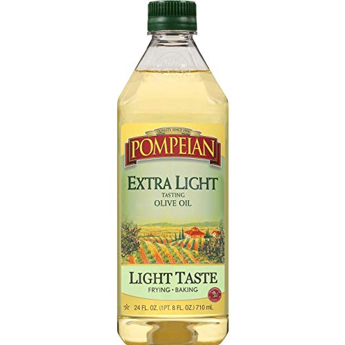 Pompeian Extra Light Tasting Olive Oil - 24 Ounce