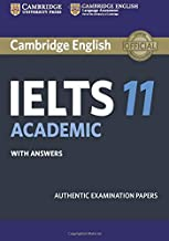 Cambridge IELTS 11 Academic with Answers (IELTS Practice Tests)