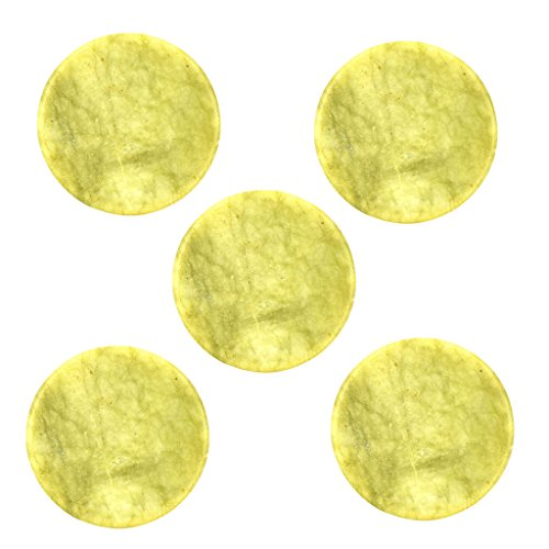 perfeclan 5 Pièces Grafting Eyelash Extension Jade Stone Glue Adhesive Holder Stand