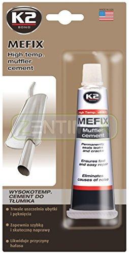 Hochtemperatur Auspuff-Zement Auspuff-Dichtmasse Reparatur-Masse Reparatur-Zement Montagepaste Dichtstoff Abgasanlage gasdicht hochtemperaturbeständig 132g +816°C